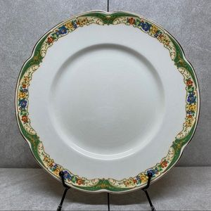 Johnson Brothers Pareek Drayton 10 in dinner plate